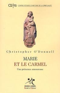 Marie et le carmel, Une présence amoureuse - Etude de lhéritage marial de lOrdre.pdf