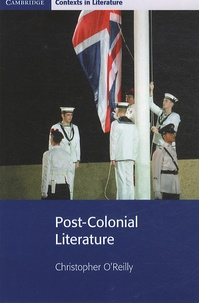 Christopher O'Reilly - Post-Colonial Literature.