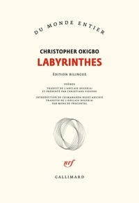 Christopher Okigbo - Labyrinthes.