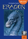 Christopher Paolini et Bertrand Ferrier - Eragon 1  : Eragon 1 - Livre audio 2 CD MP3 - Livret 4 pages.