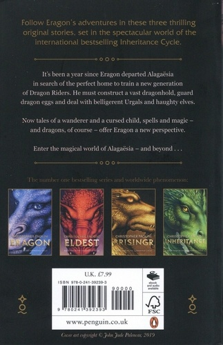 Eragon - Tales from Alagaësia Tome 1 The Fork, the Witch, and the Worm