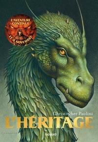 Christopher Paolini - Eragon Tome 4 : L'héritage ou La crypte des âmes.