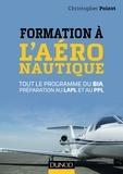 Christopher Poizot - Formation à l'aéronautique - Tout le programme du BIA, préparation au LAPL et au PPL.