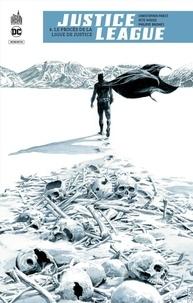 Christopher Priest et Pete Woods - Justice League Rebirth Tome 6 : Le procès de la Ligue de Justice.