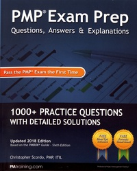 Christopher Scordo - PMP Exam Prep - Questions, Answers & Explanations.