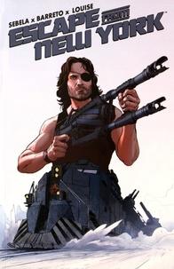 Christopher Sebela et Diego Barreto - Escape from New York Tome 2 : .