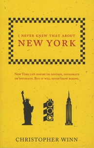 Christopher Winn - I Never Knew That About New York.