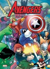 Christopher Yost et Ramon Bachs - The Avengers Tome 2 : L'union fait la force - Avec 1 magnet.
