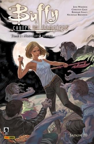 Buffy contre les vampires (Saison 10) T01 - 9782809449969 - 8,99 €