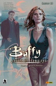 Christos Gage et Rebekah Isaacs - Buffy contre les vampires (Saison 10) T04 - Vieux démons.