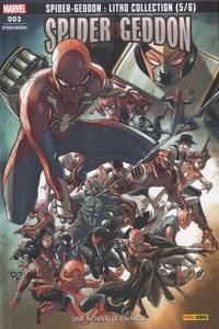 Christos Gage et Christopher Priest - Spider-Geddon (fresh start) N°3.