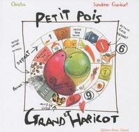 Christos et Sandrine Gambart-Etienne - Petit Pois et Grand Haricot.