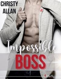Christy Allan - Impossible BOSS - TEASER.