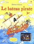 Christyan Fox et Louie Stowell - Le bateau pirate.