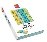 Chronicle Books - LEGO Brick Erasers.