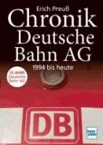 Chronik Deutsche Bahn AG - 1994 bis heute.