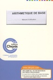 Chrysis - Arithmétique de base. 1 Cédérom