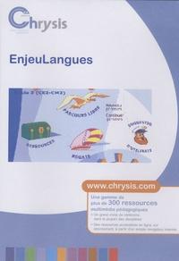 Chrysis - EnjeuLangues Anglais Tome 1 - Cycle 3 et 6 ème.