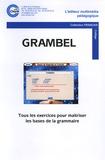 Chrysis - Grambel - Tous les exercices pour maîtriser les bases de la gramaire. 1 Cédérom