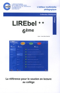 Chrysis - Lirebel ++ 6e. 1 Cédérom