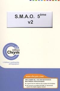 Chrysis - S.M.A.O. 5e V2 - Manuel d'utilisation. 1 Cédérom