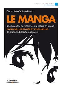 Chrysoline Canivet-Fovez - Le manga.
