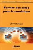 Chrysta Pélissier - Formes des aides pour le numérique.