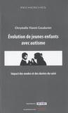 Chrystalla Yianni Coudurier - Evolution de jeunes enfants avec autisme - Impact des modes et des durées du suivi.