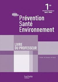Histoiresdenlire.be Prévention, Santé, Environnement 1e Bac pro - Livre du professeur Image