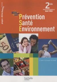 Chrystel Fasolo et M Fontaine - Prévention santé environnement 2de professionnelle.