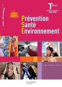 Chrystel Fasolo et M Fontaine - Prévention Santé Environnement Tle Bac pro.