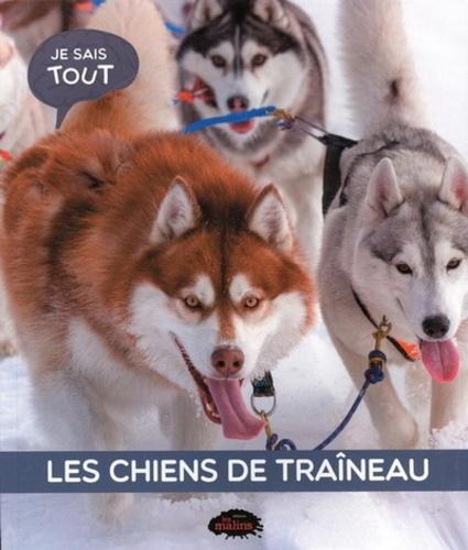 Chrystel Marchand - Les chiens de traîneau.