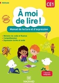 Chrystèle Bertrand et Jean-Michel Bouillaud - Français CE1 Manuel de lecture et d'expression A moi de lire !.