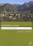 Chrystèle Burgard - Patrimoines du Diois - Paysage, architecture et histoire.