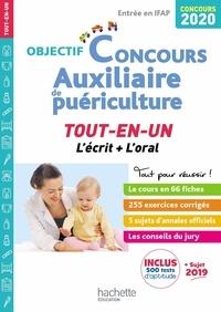 Chrystelle Ménard et Grégory Viateau - Auxiliaire de puériculture - Tout-en-un.
