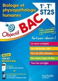 Chrystelle Ménard - Biologie et physiopathologie humaines 1re et Tle ST2S.