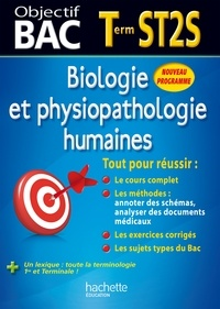 Chrystelle Ménard - Objectif Bac - Biologie et physiopathologie humaines Terminale ST2S.