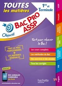 Chrystelle Ménard et Jean-Claude Landat - Toutes les matières 1re et Tle Bac Pro ASSP.