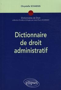 Deedr.fr Dictionnaire de droit administratif Image