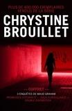 Chrystine Brouillet - Les enquêtes de Maud Graham Coffret numérique 3 romans - Promesses d'éternité ; Sous surveillance ; Double disparition.
