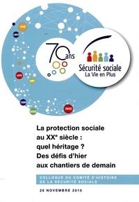 Histoiresdenlire.be La protection sociale au XXe siècle : quel héritage ? - Des défis d'hier aux chantiers de demain Image