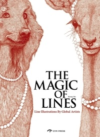Chu Kuang - The Magic of Lines - Line Illustrations by Global Artists.