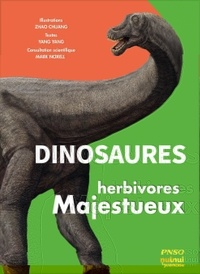 Chuang Zhao et Yang Yang - Dinosaures - Herbivores majestueux.