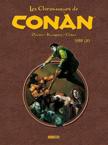 Les Chroniques de Conan  1988. Tome 2