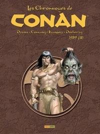 Chuck Dixon et Gerry Conway - Les Chroniques de Conan Tome 2 : 1989.