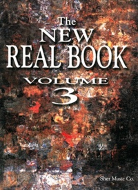 Chuck Sher - The new real book - Volume 3.
