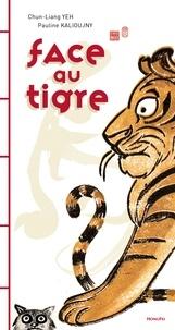 Chun-Liang Yeh - Face au tigre.