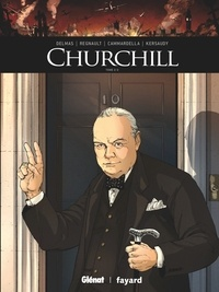 Vincent Delmas - Churchill - Tome 02.