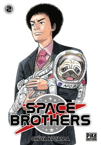 Chûya Koyama - Space Brothers T02.