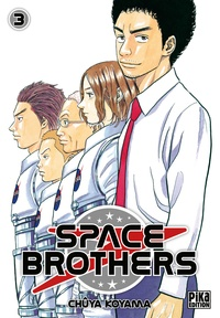Chûya Koyama - Space Brothers T03.